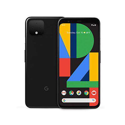 Google Pixel 4 128GB  Just Black Mobile