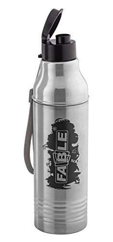 FABLE Hot & Cold Water Bottle 900 ml Bottle Stainless Steel (Mar 900ml)