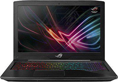 Asus ROG Strix Core i7 8th Gen - (8 GB/1 TB HDD/256 GB SSD/Windows 10 Home/4 GB Graphics) GL503GE-EN268T Gaming Laptop (15.6 inch, Traditional Black, 2.6 kg)