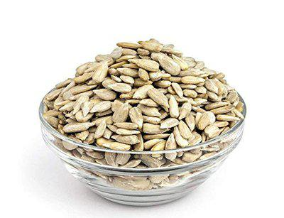 A D Food & Herbs Raw Edible Sunflower Seeds / Surajmukhi Beej ( Unsalted / Unroasted ) - 50 Grams