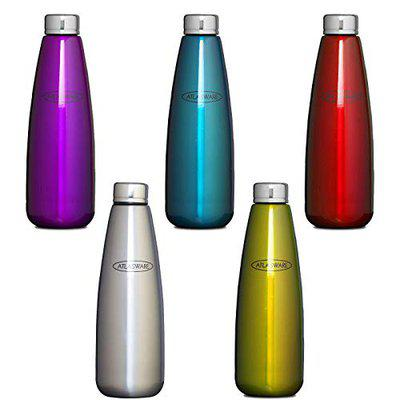 Atlasware Stainless Steel Fridge Bottle 500 ml (Assorted, Pick Any one Color) 1 Qty