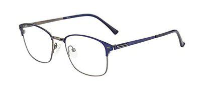 Ted Smith Full Rim Square Unisex Spectacle Frame - (TS-DC2030_C3|53)
