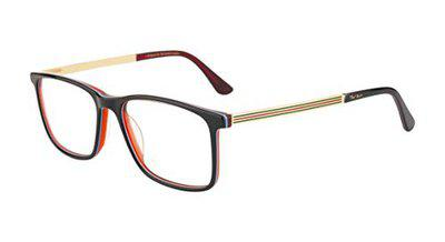 Ted Smith Full Rim Square Unisex Spectacle Frame - (TS-134_C6|51)