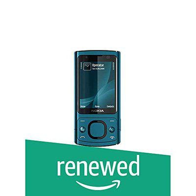 (Renewed) Nokia 6700 Slide Blue
