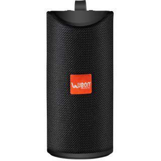 UBON SP-39 Funky Beats 2.0 Portable Wireless Speaker with Extra bass (Black)