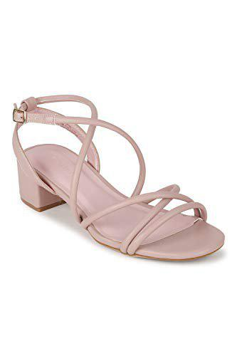 Van Heusen Women's Pink Outdoor Sandals (36 EU) () (VWSCERGFF000144)