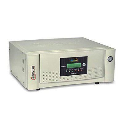 Microtek M-Sun Solar Inverter UPS 935VA / 12V Pure Sine Wave Inverter ()