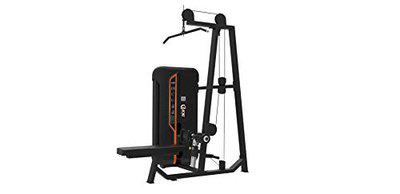 Cockatoo Galaxy Series Double Layer Powder Coated 6 mm Cable Size Pull Down Single Station for Gym