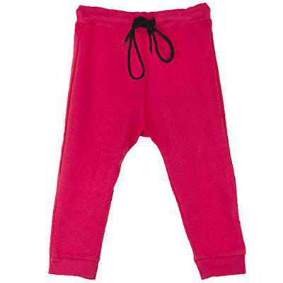 Stylo Bug Girls Red Winter Wear Pant