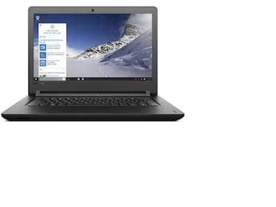 LENOVO Laptop E41-35 , AMD A6-7350B, 4GB, 500GB, ONE Year, 35.56CM Display
