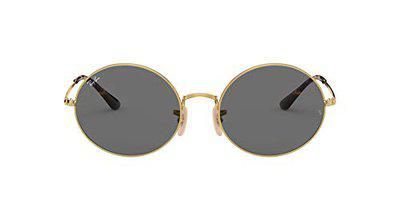 Ray-Ban UV Protected Rectangular Unisex Sunglasses - (0RB19709150B154 53 Grey Color Lens)