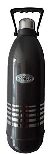 MODWARE Plastic Kool King 2000 2 L Water Bottle (Grey)