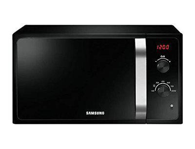 Samsung 23 L Solo Microwave Oven (MS23F300EEK/TL, Black)
