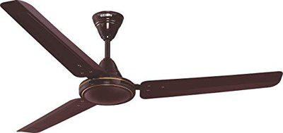 Seion Ceiling Fan Bullet 1200 MM Brown