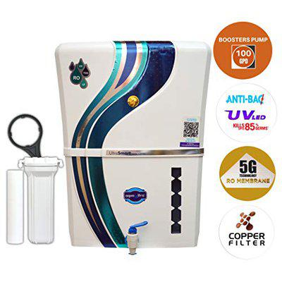 Aquaultra CW14 RO+UV+UF+TDS Copper technology Water Purifier