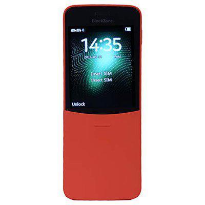 BlackZone Neo 8110 24 Display Slider Phone Orange