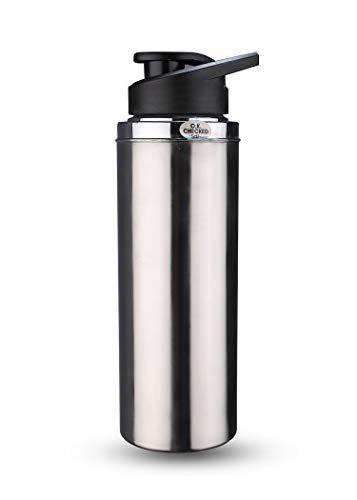 Home-pro Stainless Steel Sports Water Bottle