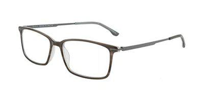 Ted Smith Full Rim Square Unisex Spectacle Frame - (TS-HY-437_C3_XXX|52)