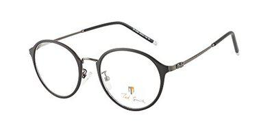 Ted Smith Full Rim Round Unisex Spectacle Frame - (TS-TR-9300_C8_XXX 49)