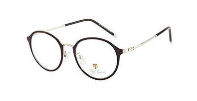 Ted Smith Full Rim Round Unisex Spectacle Frame - (TS-TR-9300_C46_XXX 49)