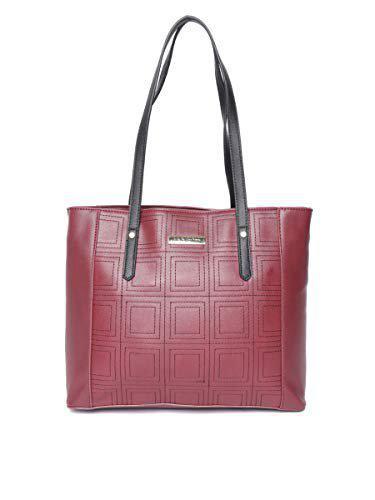 Mast & Harbour Women Maroon Shoulder Bag