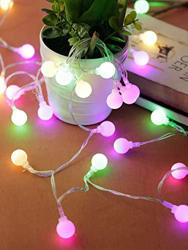 Aesthetic Home Solutions Multicolored String Lights