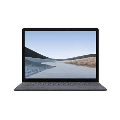Microsoft Surface Laptop 3 Intel Core i5 10th Gen 13.5 (34.29 cms) Touchscreen Laptop (8GB 128GB SSD Windows 10 Home Integrated Graphics Platinum 1.265kg), VGY-00021