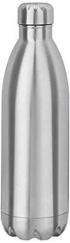 NYALKARAN Double Wall Insulated Stainless Steel Flask Thermosteel 24 Hours Hot and Cold Water Bottle (1000 ML)
