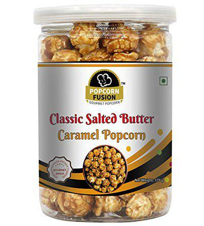Popcorn Fusion Classic Salted Butter Caramel Popcorn-170g