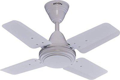 Seion Ceiling Fan Creta 24'' White