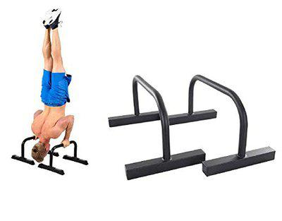 XPEED Fitness Parallettes Bar Parallels Dip Bars Bodyweight Strength and Core Workout Push Up Bars for Men and Women