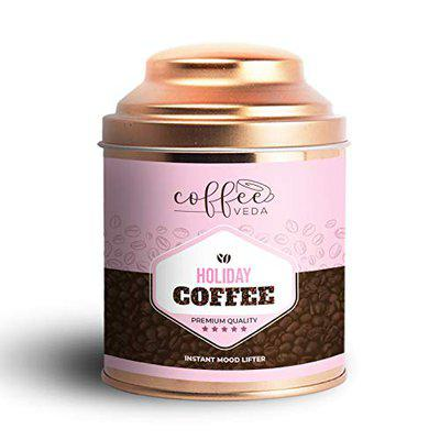CoffeeVeda Holiday Coffee 100 GMS Refreshing Premium Blended Filter Coffee