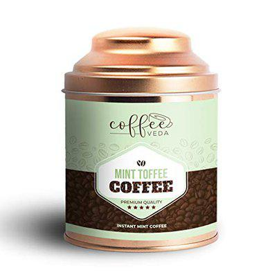 CoffeeVeda Mint Toffee Coffee 100 GMS Rich Mint Filter Coffee