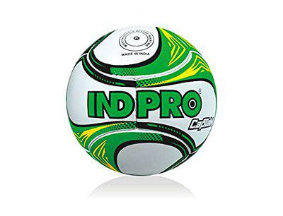 INDPRO Captain PVC Football Size 5 (Green)