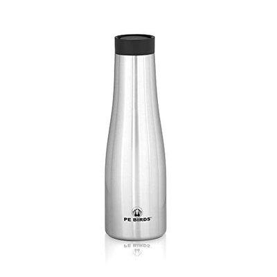 PE BIRDS Stainless Steel Active Double Wall Bottle