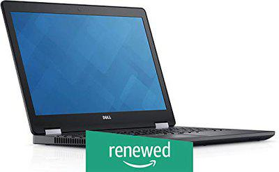 (Renewed) Dell Latitude E5570 Laptop (Core i5 6th Gen/8GB/500GB/WEBCAM/15.6''/DOS)