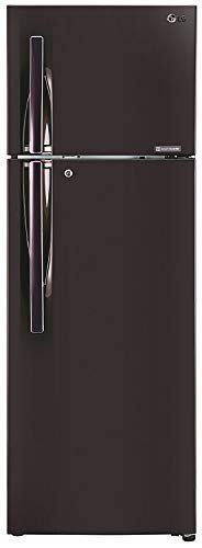 LG 308 L 3 Star Inverter Frost-Free Double Door Refrigerator (GL-T322RRS3, Russet Sheen)