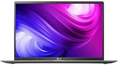 LG Gram 10th Gen Intel Core i7-1065G7 17-inch IPS WQXGA 2560X1600 Thin and Light Laptop 8GB/512GB SSD/Windows 10 64-bit/Dark Silver/1.35kg 17Z90N
