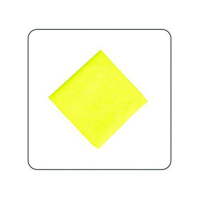 affable Cleaning Cloth For Microscopes & camera Lens pack of 2pc (A125yellow)