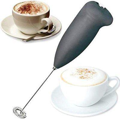 SEASPIRIT Blender & Beater in Kitchen appliances with high Speed Operation in Multi Colors (Egg & Cream Beater, Milkshake, Soup, Lassi, Butter Milk Maker) (Coffee Bitter)