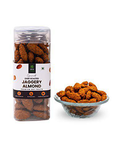 Newtree Premium Roasted Jagerry Cashew -150gms