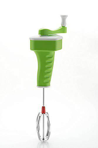Vastarpara Up Handle Manual Hand Blender & Beater in Kitchen appliances with high Speed Operation in Multi Colors (Egg & Cream Beater, Milkshake, Soup, Lassi, Butter Milk Maker) (1, Up Handle Hand Blender)