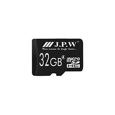 JPW Mobile Accessories Memory Card High Speed for Smartphones Tablets (Black) (32GB)