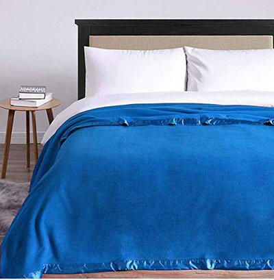 House Of Sensation Winter Fashion Thick Soft Throw Fleece for Beds Warm Sofa Flannel Knitted Blankets Travel Blanket