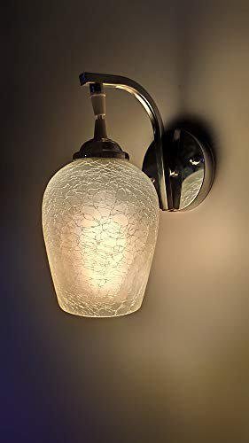 Arus Royal Fancy Color Hand Loom Fabric 5 To 80 Watt Round Shade Wall Mount Pendent Wall Sconce Decorative Night Wall Light