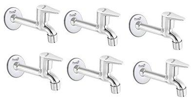 Stainless Steel Jazz Long Body Tap - Pack of 6