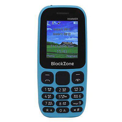 BlackZone Hammer 18 inch Display features phone WHITE