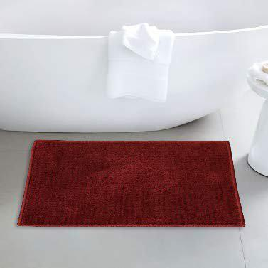 Ang-Tatva Home Bath Mat for Daily Use with Soft Microfiber, Anti Skid, Anti Slip Mats for Home, 40 x 60 CMS