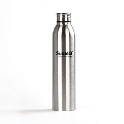 Sumeet Sleek Stainless-Steel Leak-Proof Water Bottle / Fridge Bottle - 1000ML - 1pc