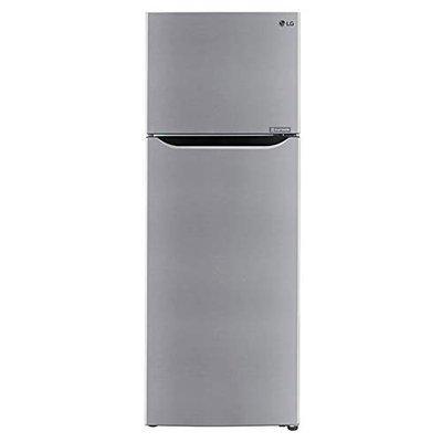 LG 308 Litres 2 Star Frost Free Inverter Double Door Refrigerator (GL-T322SPZY,Shiny Steel)